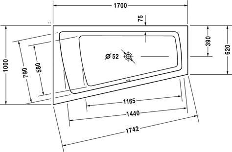 Badewannen Masse by Best 20 Bathtub Dimensions Ideas On No Signup
