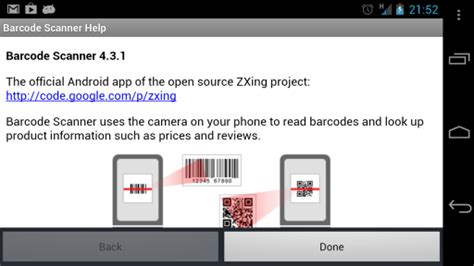 android zxing tutorial intent tutorial scan barcodes with zxing library intent