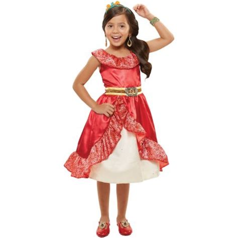 Dress Ellena this year s costume is of avalor search