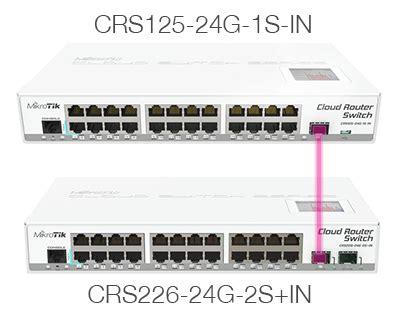 Mikrotik Routerboard Crs125 24g 1s Rm mikrotik id koneksi port sfp antar routerboard mikrotik