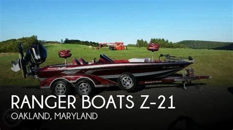 ranger boats for sale in maryland for sale used 2005 ranger boats 21 in oakland maryland