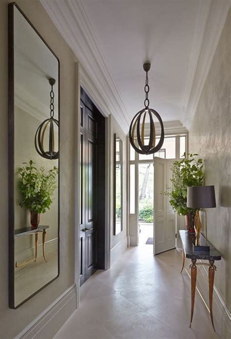 Home Foyer Design 12 great hallway designs from which you easily get an idea how to organize yours