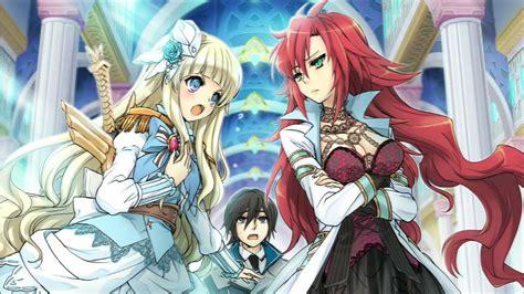 awakened fate dungeon crawler anime manga 1afate action