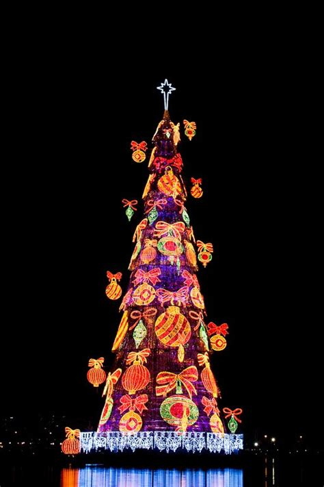 how do brazilians decorate for christmas the most trees photos cond 233 nast traveler