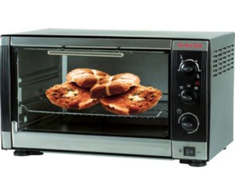 Oven Singer electric oven gas cooker oven toaster singer malaysia