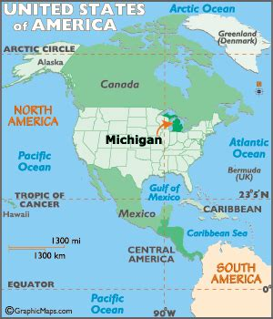 michigan attractions, travel and vacation suggestions