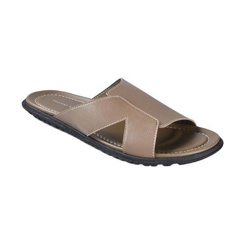Harga Sepatu Yongki Komaladi Cowo jual yongki komaladi skro 4531 sandal pria olive harga kualitas terjamin blibli