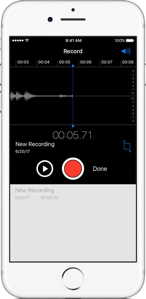 How To Search Records Record Voice Memos On Your Iphone And Ipod Touch Apple Support