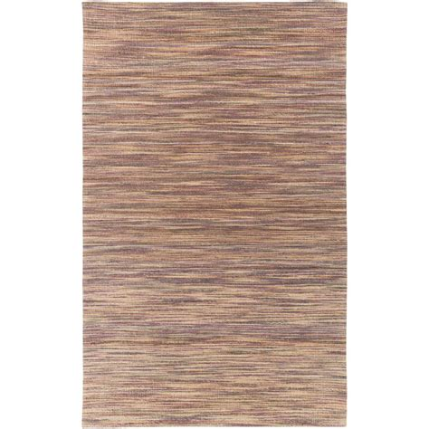 Eggplant Area Rug Artistic Weavers Sherman Eggplant 5 Ft X 8 Ft Indoor Area Rug S00151018202 The Home Depot