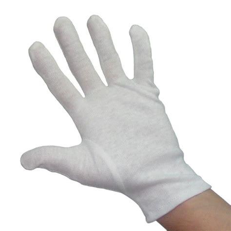 Cotton Glove cotton liner gloves pmtech