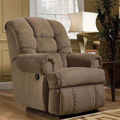 Stratolounger The Big One Nimbus Umber Recliner by Chairs The O Jays And Recliner Chairs On
