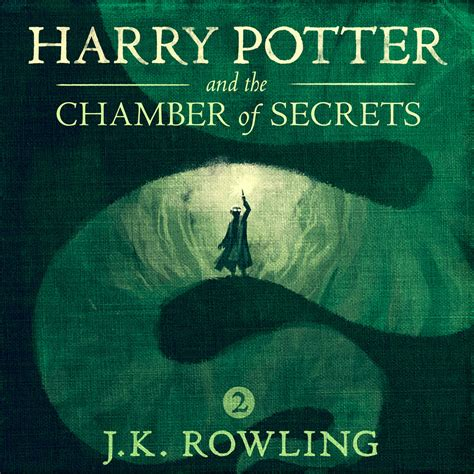 Harry Potter And The Chamber Of Secrets Book 2 Rowling J K Pb harry potter audiobook cover audible search