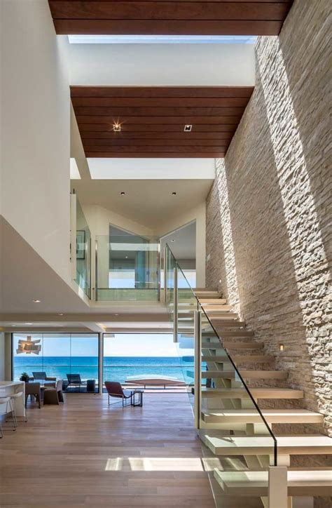 The Wave House by The Wave House By Architect Dziewulski In Malibu