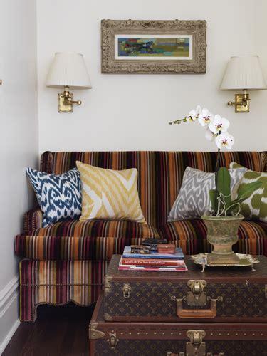 Ikat Pillows Living Room Bansuri Ikat Pillows Transitional Living Room Muse