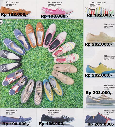 Sendal Casual Pria Ctnz 3 ayla collection sepatu casual wanita edisi tahun 2014
