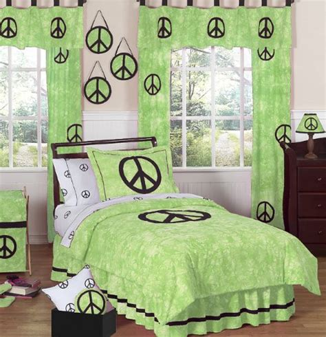 peace sign bedroom peace sign bedding totally totally bedrooms bedroom ideas