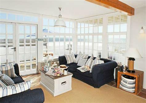 nautical slipcovers nautical slipcover sofa cottage coastal decorating