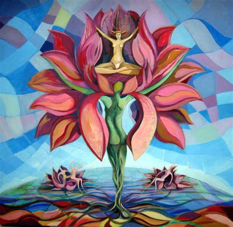 fiore di loto simbolo iridea33 bergamo agosto 2012