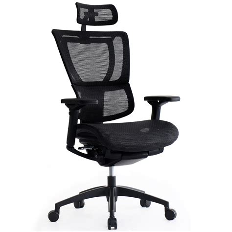 Chair Headrest by Ioo Mesh Swivel Chair With Headrest Zuri Furniture
