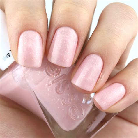 Wedding Dress Nail Color by Essie Gel Couture Bridal 2017 Collection In Quot Blush Worthy
