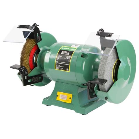 what is a bench grinder 804533 atbg600 8wbm abbott ashby 8 quot industrial bench