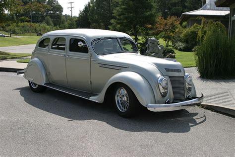 1937 Chrysler Airflow by 1937 Chrysler Airflow Custom 4 Door Sedan 137782