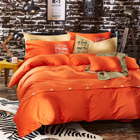solid orange comforter solid orange comforter reviews online shopping solid