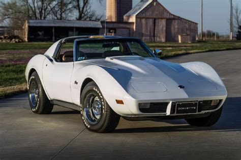 Sell Used 1975 Chevy Corvette Sport Coupe L82 4 Speed In Coldwater Ohio United States 1975 Corvette Corvsport