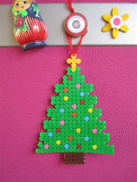 christmas tree perler beads