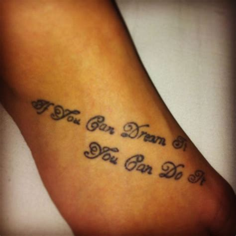 disney quotes tattoos my disney quote tattoos disney