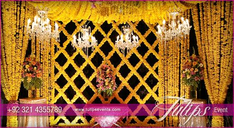 home decor design pk grand wedding mehendi stage decoration ideas in pakistan