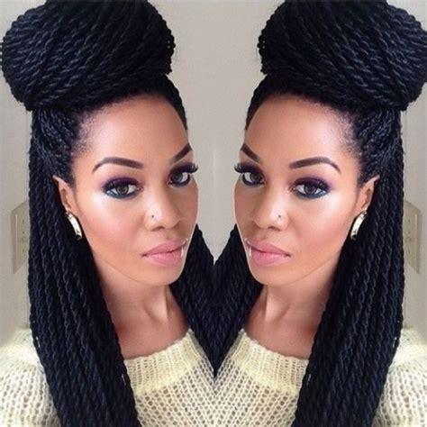 single lease twist 20 trendy small box braids hairstyles update