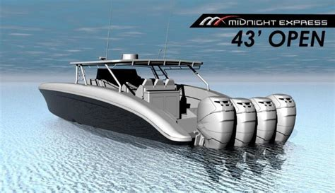 midnight express boats logo research 2013 midnight express 43 open on iboats