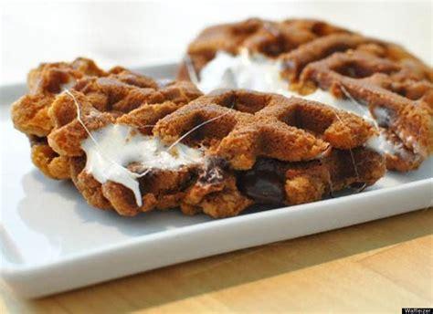 waffle maker recipes think beyond the waffle photos
