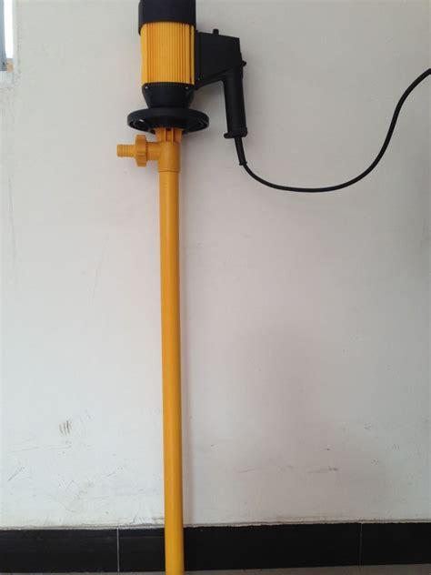 Pompa Drum Elektrik 8018 220v Elektrik Varil Pompas箟 Kimyasal Pvdf Alkol