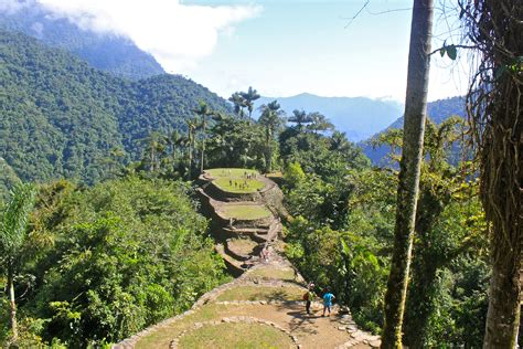 Colombia Jungle hiking through the jungle our trek to ciudad perdida notes from a kitchen