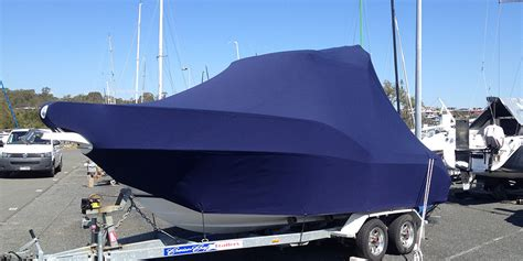 Boat Upholstery Brisbane by Marine Trimming Upholstery And Boat Canopies David S