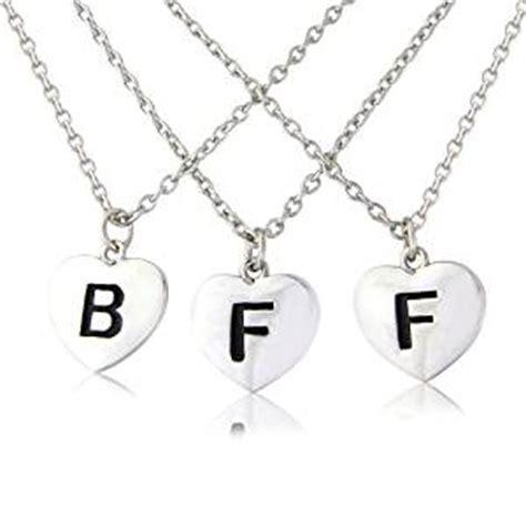 tres collares de la amistad para compartir con tus mejores