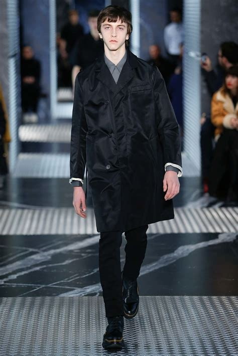 8 Menswear Inspired Looks by Prada Fall 2015 Menswear Collection Photos Vogue