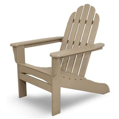 Adirondack Chair Home Depot by Terrace Sand Patio Adirondack Chair Iva15sa The Home