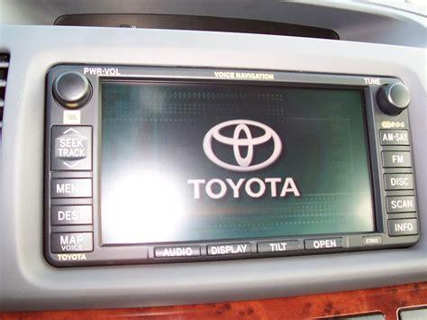 Toyota Navigation Toyota Gps Navigation System Reference Guide Free