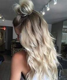 pictures on hairstyles hair 69 gorgeous blonde balayage hairstyles you will love