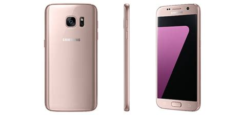 Harga Samsung S7 Edge Warna Pink samsung memperkenalkan galaxy s7 dan galaxy s7 edge dalam