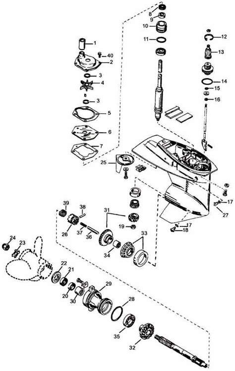 2 cylinder mercury 40 hp wiring diagram 2 free engine
