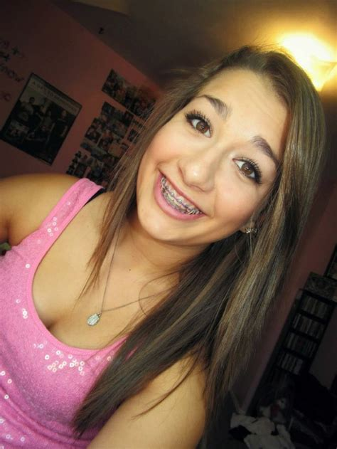 young teen girl face with braces 81 best braces images on pinterest appliances teeth