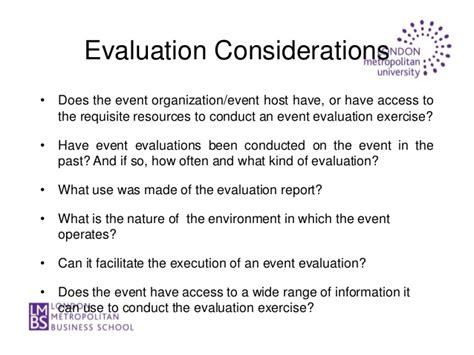 post event evaluation report template event evaluation