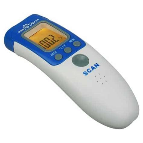 top 5 best non contact thermometers 2017 reviews