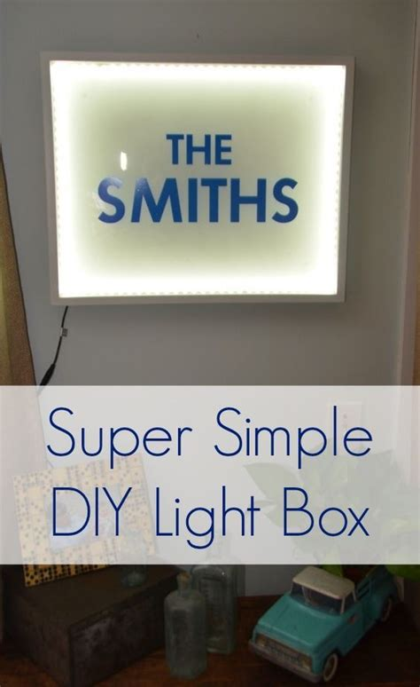 led light box diy 20 best images about crafts lightbox projectors on