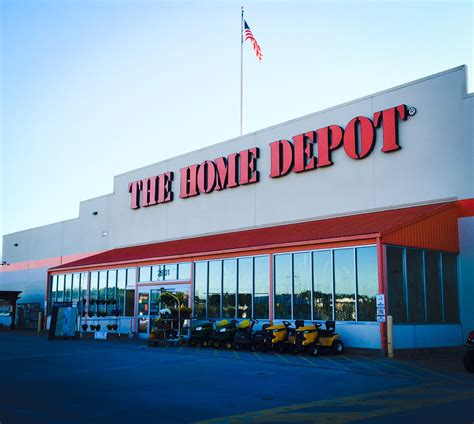 the home depot brenham tx company profile