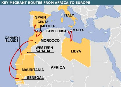 refugee boat landing in spain bbc news europe spain vows to curb migrant wave